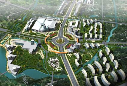 宁波望春工业园区