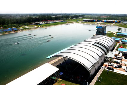 2008北京奥运会水上公园