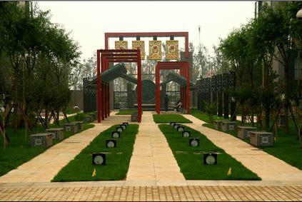 北京奥运会奥运村景观betway787